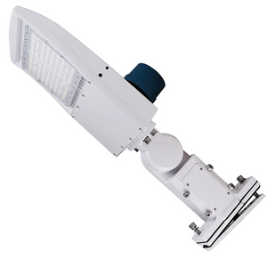 150W LED Pole Light with Photocell; 5700K