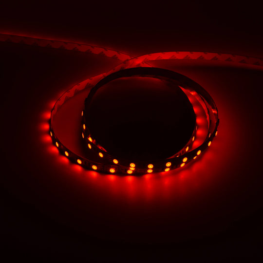 Waterproof RGB Flexible LED Strip Lights - 12V - IP68 - 97 Lumens/ft - 5M Roll