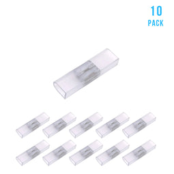 10-Pack Middle Connector for Neon Rope Light