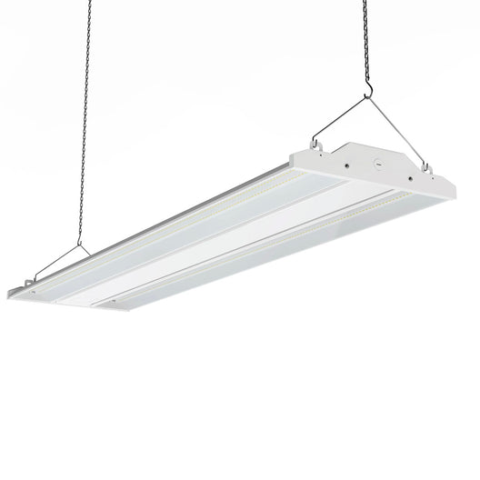 4ft - 220W LED Linear High Bay Light - 5700K - Clear Cover