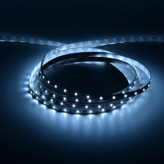 Tunable White Flexible LED Strip Light for Bedroom/Kitchen/Home Decoration - High-CRI >90 - 12V - IP20 - 378 Lumens/ft