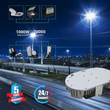 Load image into Gallery viewer, 150 Watt LED Retrofit Kit (Metal Halide Equal:400 Watt Replacement)5700K Daylight, Retrofit Lights for Parking Lot