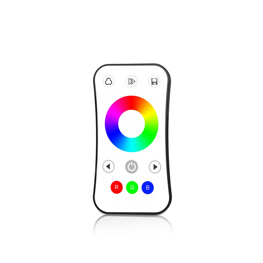 RGB LED Controller - Remote with Dynamic Color-Changing Modes