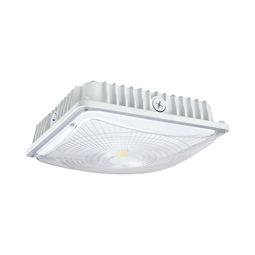 LED Dimmable Canopy Light, 70W 120-277V AC, 5700K White