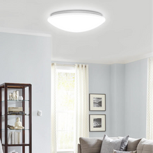 Load image into Gallery viewer, Mushroom Shape LED Flush Mount - 1050 Lumens - 11 Inch - Dimmable - Round Ceiling Light