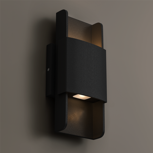 Indoor Wall Sconces, 11W, 3000K (Warm White), CRI: 80+, Dimmable. Living Room Wall Lighting