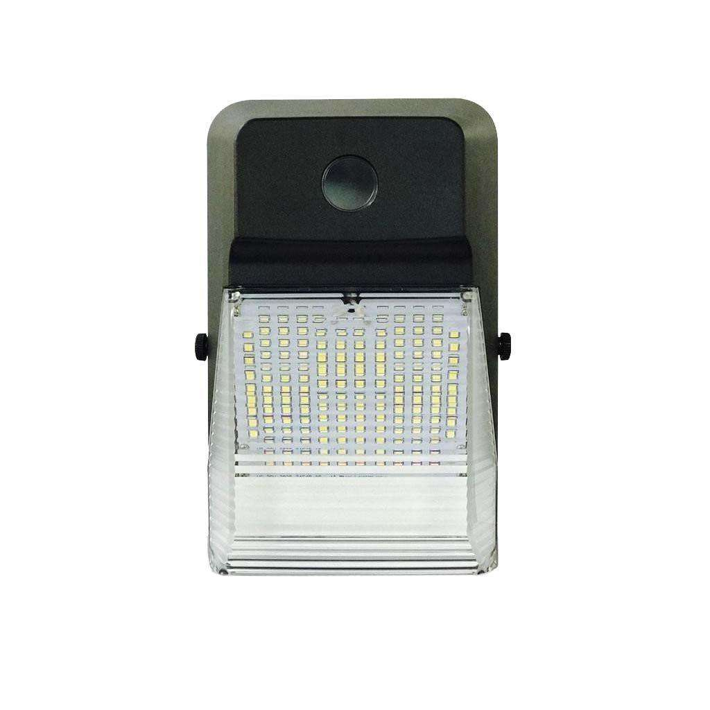 Led wall pack 20w 5700k forward throw 2165 lumens