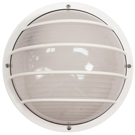 Decorative Outdoor LED Eurostyle Linear Fixture, Frosted Lens, 1900 Lumens, 4000K