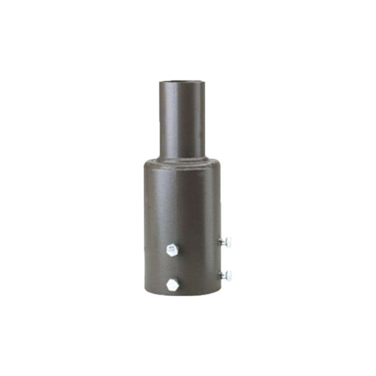 Tenon adaptor for 4 inch round poles - LEDMyplace
