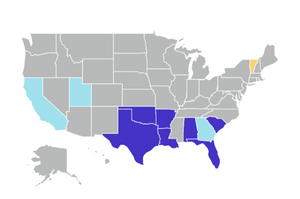 Where in the U.S. is La Forma?
