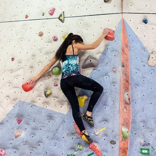 Keep Reaching New Heights: Incorporating Yoga into Rock Climbing