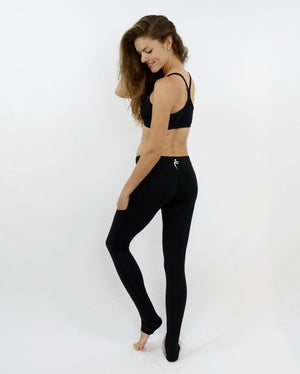 Luxe Extended Legging with Pocket