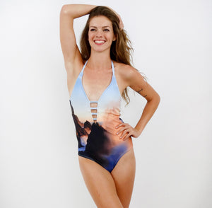 Seal Rock Waves Luxe One Piece Swimsuit