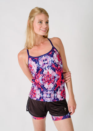 Ethnic Bloom Tank