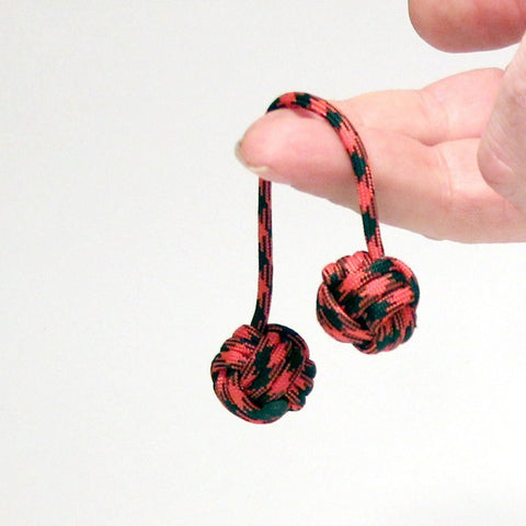 Begleri - Monkey Fist by Big Larry - Hand Made
