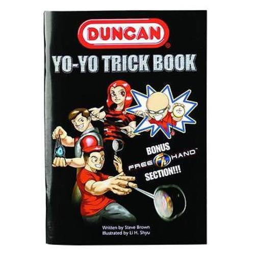 Duncan Trick Book by Steve Brown