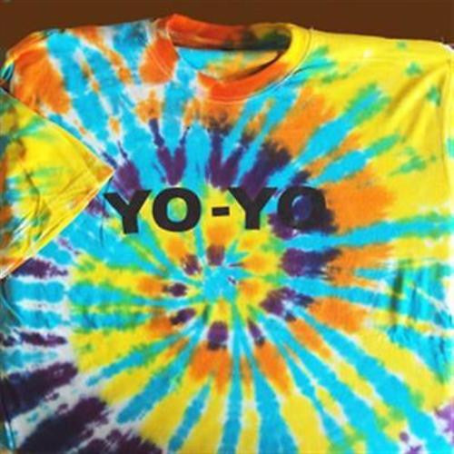 Tie Dyed Yo-Yo T-Shirt - Bright Colors!