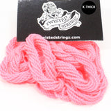 Twisted Stringz Yo-Yo Strings - Polyester - Solid Extra Thick YoYo String - 10 Pack