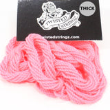 Twisted Stringz Yo-Yo Strings - Polyester - Solid Thick YoYo String - 10 Pack