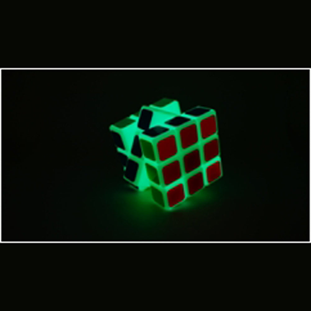 MAGICYOYO Ghost Hand Glow Cube 3x3x3 - Speed Cube- Glow in the Dark!