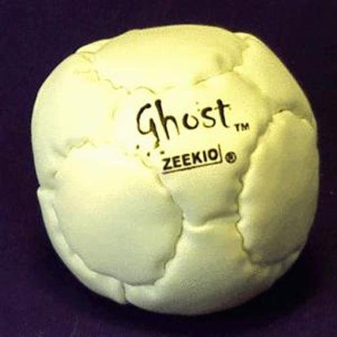 Zeekio Footbag - The Ghost 14 Panel - Pellet Filled Zeekio