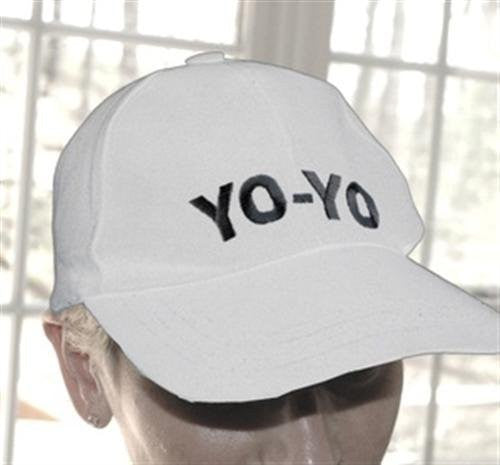 Yo-Yo Baseball Cap - One Hat size fits all