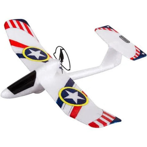 Duncan EX-1 Glider with Power Assist - Design & Kit - Paint Your Own