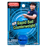 Duncan Rapid Ball Counterweight- Polycarbonate Plastic- Competition-Oriented -