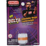 Duncan Delta Adjustable Weight Yo Yo Counterweight