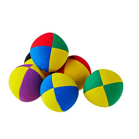 Henrys Juggling Beanbag- Superior Velour 67mm - (1) Single Juggling Ball
