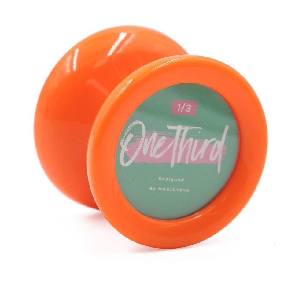 Magic Yo D2 One Third Yo Yo - Plastic YoYo