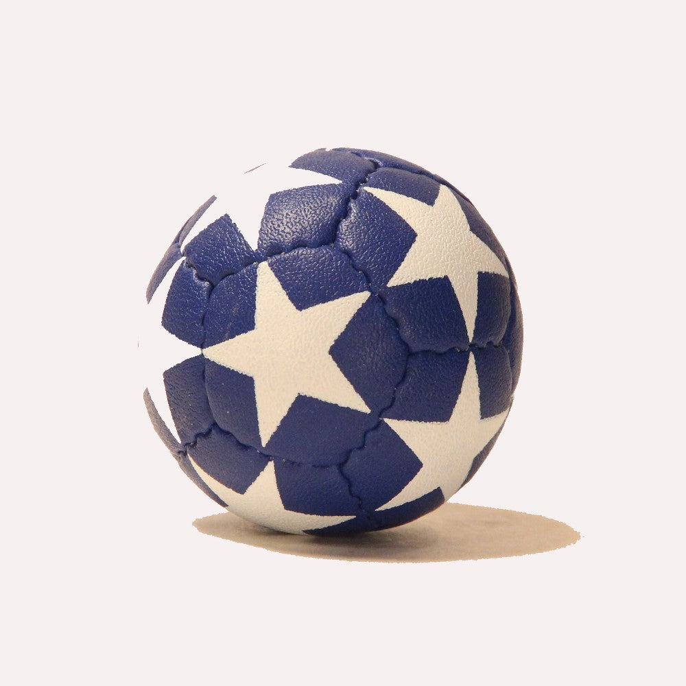 Zeekio Satellite Juggling Ball - Millet filled-67mm-125g - Great Grip - 12 Panel- Single Ball