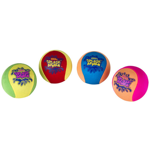 "Duncan Splash Attack Water Skipping Ball - Skip It, Throw It, Dive For It - 2.5"" Ball - Assorted Colors"