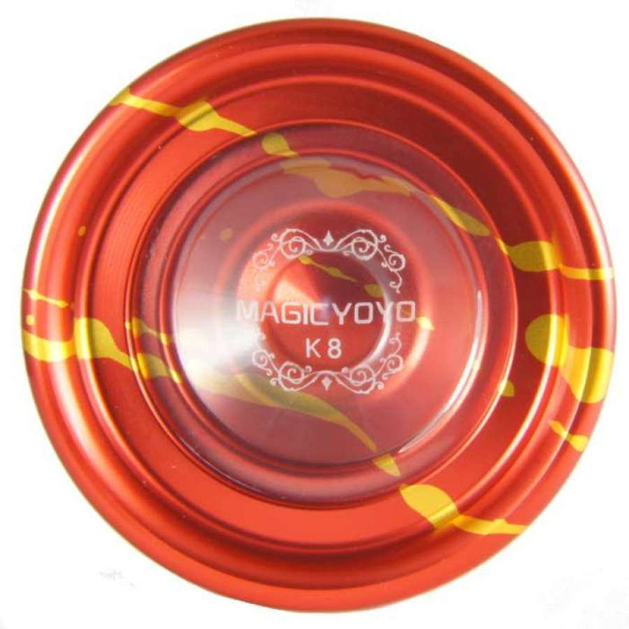 Magic YoYo K8 Yo-Yo - Aluminum Performance Yo-Yo