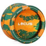 MAGICYOYO Locus V6 Yo-Yo - Aluminum Responsive YoYo - Great for Beginners
