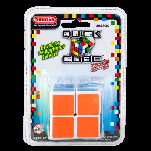 Duncan 2x2 Quick Cube - Superior Speed Cube