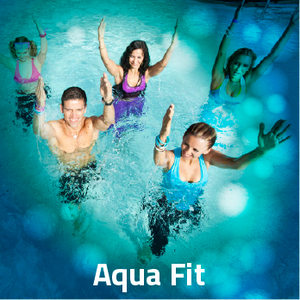 Aqua Fit 10 beurtenkaart in de SportOase