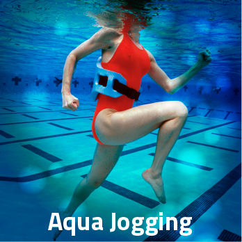 AquaJogging 10 beurtenkaart in de SportOase
