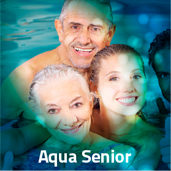 Aqua Senior 10 beurtenkaart in de SportOase