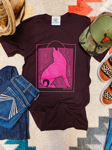 THE HOWL AT THE MOON TEE
