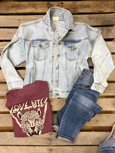 THE DEL RIO DENIM JACKET