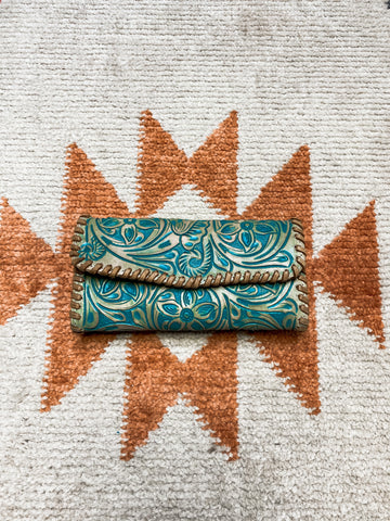 TOOLED WALLET