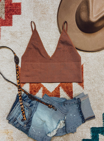 THE TAMMY TRIANGLE BRALETTE