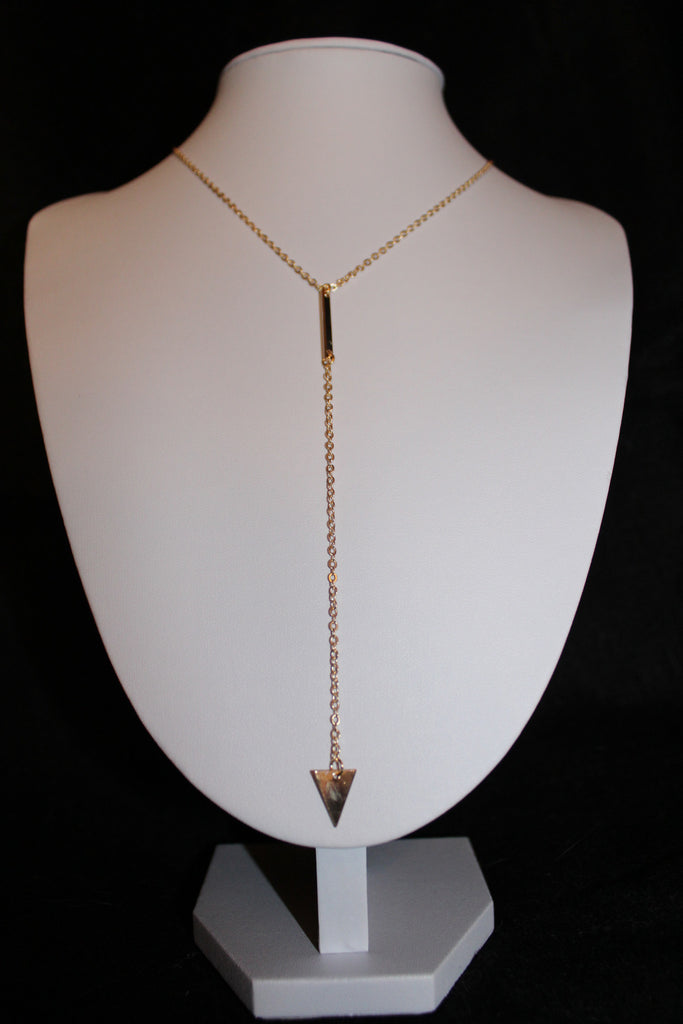 Arrow Chain Necklace - Forever Yours Boutique