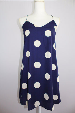 Polka Dot Dress - Forever Yours Boutique
