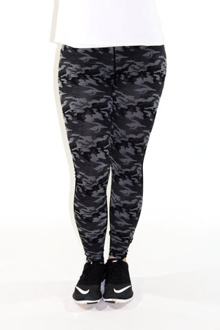 Camo Athletic Legging - Forever Yours Boutique