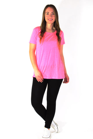 Neon Colored Tee - Forever Yours Boutique