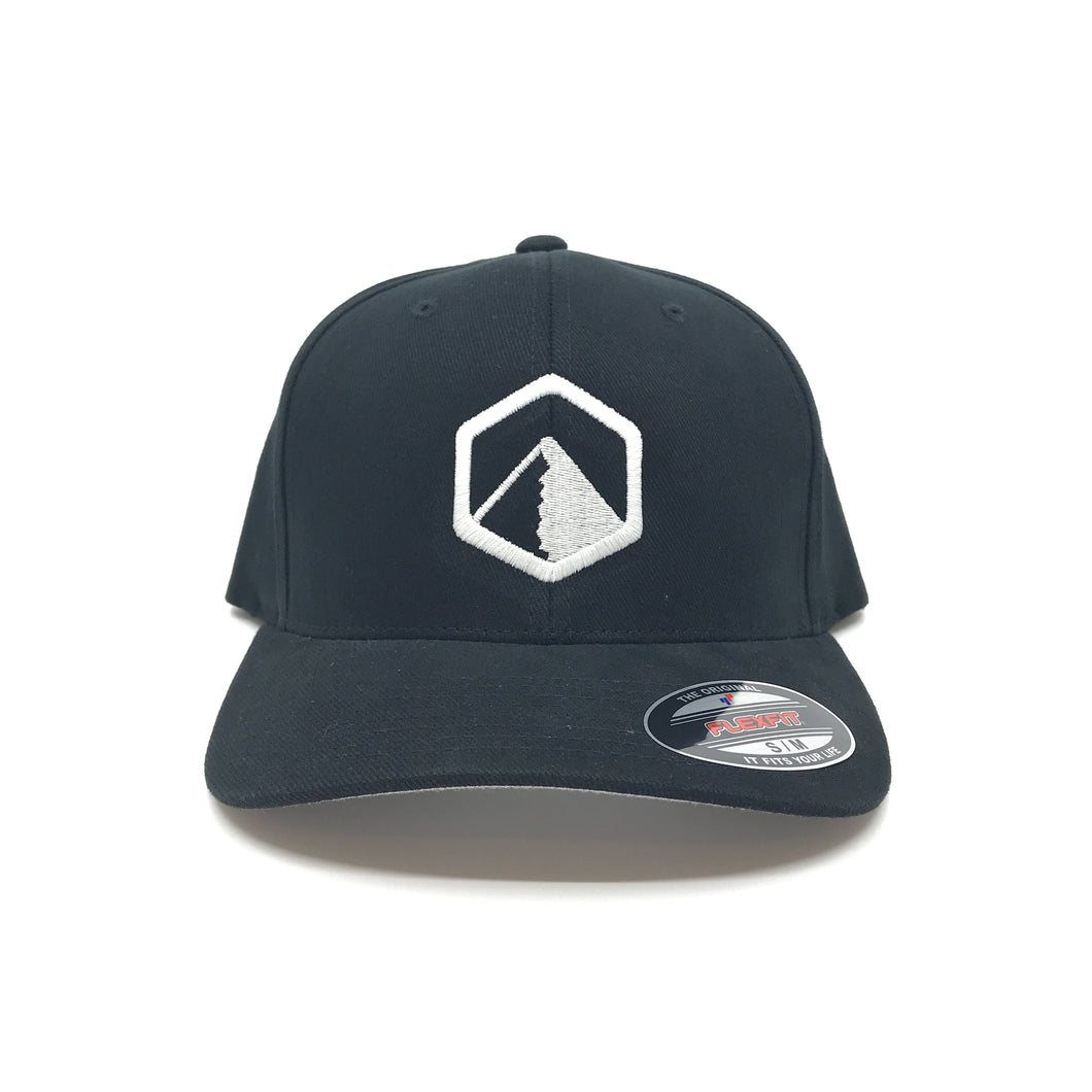 Classic Logo Flexfit - Brushed Twill