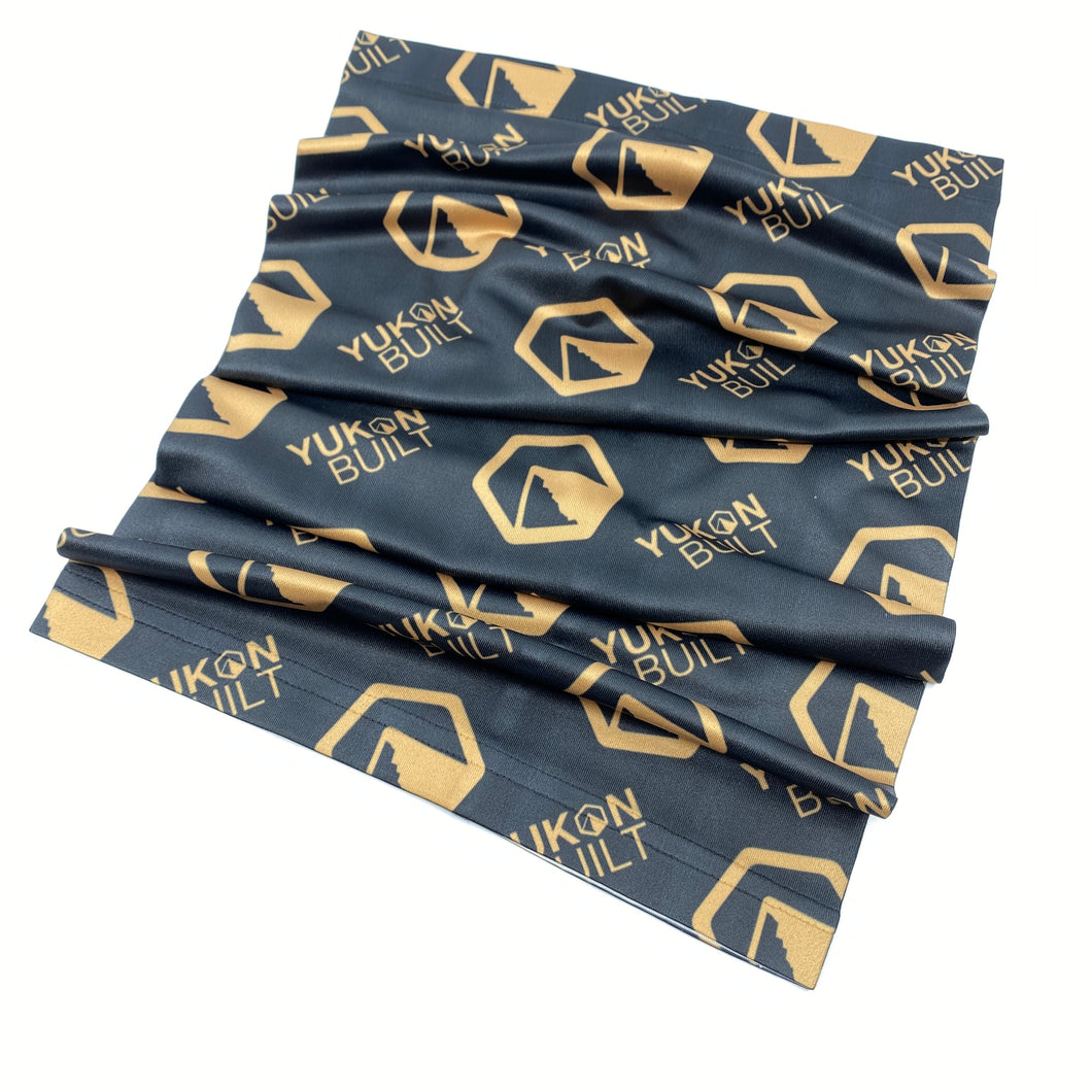 Yukon Built Neck Gaiter - Gold Rush
