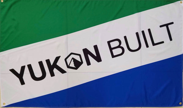 Yukon Built Flag